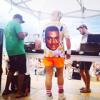John B Podcast 153: Live @ Sun & Bass 2014 (Classics Set @ La Cinta Beach w/ MC LowQui)