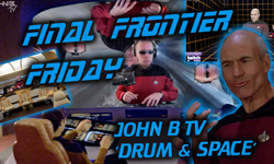 John B Podcast 190: Final Frontier Friday Livestream (07.08.20)