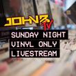 John B Podcast 196: Vinyl Only DNB Classics Livestream (30.08.20)