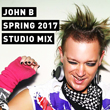 John B Podcast 170: Spring 2017 Studio Mix