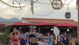 John B Podcast 177: Live @ Sun & Bass 2018 ('Alternative Set' @ La Cinta Beach)