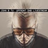John B Podcast 195: Upfront DNB DJ Set Livestream (28.08.20)