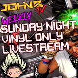John B Podcast 189: Vinyl only DNB Classics Livestream (02.08.20)